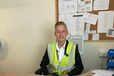 Matt Aldridge – work experience at H&M Distribution July 2017