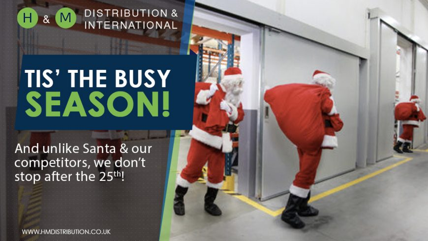 Extended Christmas period opening times