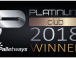 Palletways platinum 2018 Winner!